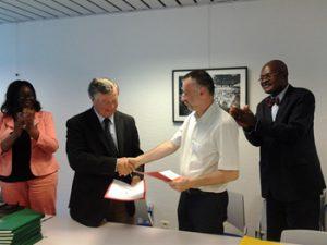 La fondation Adlucem et le centre mutualiste de Kerpape (Lorient) liés par une convention de partenariat