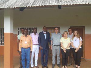 Coopération Internationale: La fondation St Martin de Baar (Suisse) évalue le partenariat avec la fondation Adlucem au Cameroun
