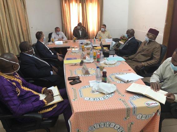 Projet de construction du CHU Adlucem  d'Olembe–Yaoundé