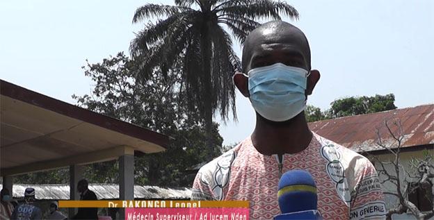 Interview du Dr BAKONGO