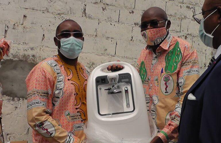 La Fondation Adlucem et la GIZ lancent l'initiative Covid free health personnel»
